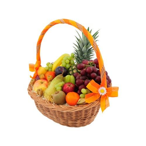Obstkorb Früchtezauber Lebensmittel Shop Geschenkideen